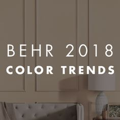 The idea of mindfulness is all about awareness. The BEHR 2018 Color Trends are especially relevant as we look for ways to balance all of our activities, reduce stress and increase the moments of joy in our lives. Being mindful also includes the experiences we engage in to maximize our sense of ease and contentment. This translates into the home by means of simplification, curation and using color to enhance our living spaces.