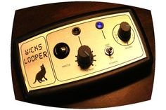 Wicks Looper unique electronic musical instrument by rarebeasts, $124.00