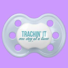 Trach It Pacifier