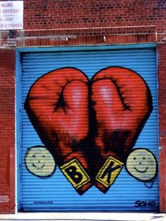 Bushwick le quartier Street Art de Brooklyn New York