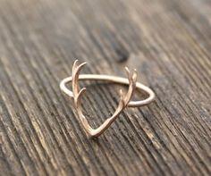 Deer Antler Ring                                                                                                                                                                                 More