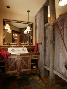 Eclectic Bathroom Design, Pictures, Remodel, Decor and Ideas - page 18