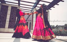 Indian Simple Lehenga Designs for Weddings, Simple