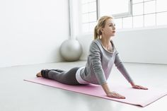 Yoga isn't just for stress relief.