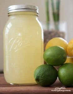 Make your own Electrolyte Energy Drinks and over 215 Home Remedies ...