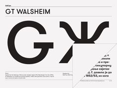 GT Walsheim – Grilli Type – Independent Swiss Type Foundry – Free Trial Fonts