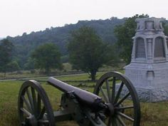 The Confederates attacked repeatedly, each time being driven back by the determined Union force.