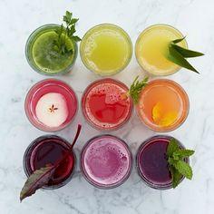 30 Days of Juicing. Recipes: http://blog.williams-sonoma.com/30-days-of-juicing  via the babes at @detoxtips  (at Recipe.)
