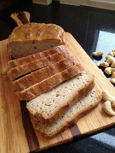 pan de molde paleo