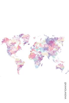 Water world map wallpaper for iphone and android at wallzapp wallpaper gumiabroncs Choice Image