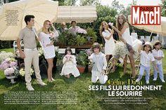 CÉLINE DION... | Flickr - Couverture de Paris Match... https://www.flickr.com/photos/lestudio1/14790419205/