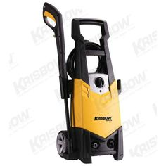 HIGH PRESSURE CLEANER 130BAR 1600WATT - Krisbow