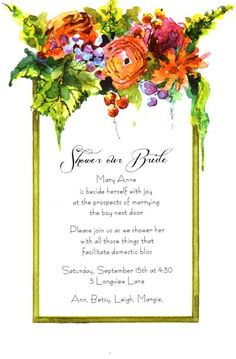odd ball invitation invitations | Odd Balls Invitations :: Product Information :: RANUNCULUS & BERRY