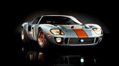 Everyone knows the story: Spurned by Enzo, an irate Henry Ford II (a.k.a. the Deuce) stabbed Ferrari in the heart at the 1966 24 Hours of Le Mans by taking the top three spots. The Blue Oval then owned the race for the next three years. Dearborn's contender, the GT40, was an evolution of the 1963 Lola Mk6 that borrowed heavily from the mid-engine 1962 Mustang 1 concept—small surprise, considering designer Roy Lunn was in charge of both cars. The GT40's muscular beauty was no accident; it was…
