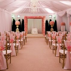 Tent wedding ceremony Keywords: #weddings #jevelweddingplanning Follow Us: www.jevelweddingplanning.com  www.facebook.com/jevelweddingplanning/