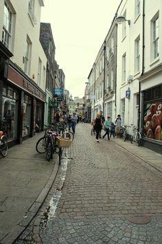 Street in Cambridge Cambridge, Street View, Photography, Photograph, Fotografie, Photoshoot, Fotografia