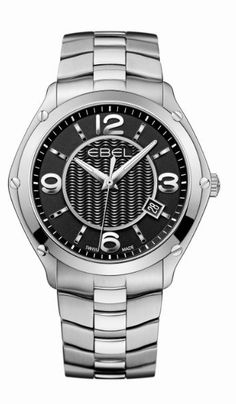 Discover the new SPORT GENT by EBEL on Chronollection #luxurywatches #watchmaking #ebel