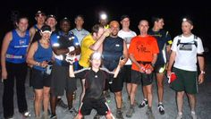 Anthem Into the Darkness Night Trail Run is Oct. 19, 2013, at 7 p.m. in Roanoke, VA.