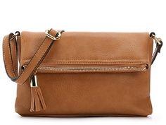 Kelly & Katie Flap Crossbody Bag