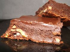 The brownies de CHRISTOPHE FELDER
