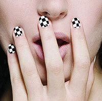 checkerboard...