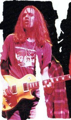 Stone Gossard - Pearl Jam and Mother Love Bone
