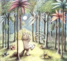where the wild things are illustrations - Google Search
