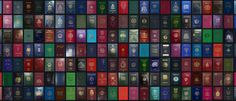 How powerful is your passport? Here are the 2016 rankings | World Economic Forum