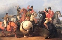 Battle of Cowpens by William Ranney, January 17, 1781