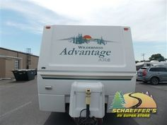 Used 2004 Fleetwood RV Wilderness Advantage 300FQS Travel Trailer at Tom Schaeffer's RV Superstore | Shoemakersville, PA | #11430A