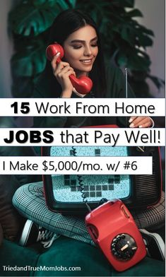 Are you looking for a way to make money from home? If so, you have to check out this article on the best work from home jobs. See how people do them today and most importantly how much they earn. You can also see how to get started. Money Saving Mom, Best Money Saving Tips, Money Tips, Online Earning, Earn Money Online, Online Jobs, Earning Money, Work From Home Opportunities, Work From Home Jobs