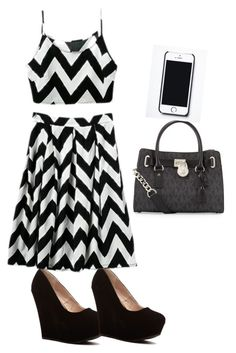 """Untitled #15"" by mopatjones ❤ liked on Polyvore featuring MICHAEL Michael Kors and Free People"