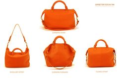 Taramay Gypsetter Tote - One bag, four looks