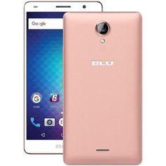BLU S030QROGLD Studio G Plus HD Smartphone (Rose Gold) R810-BLUS030QROGLD