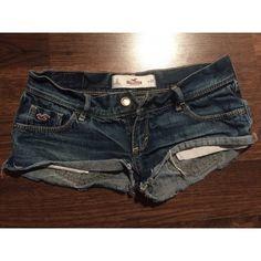Hollister Shorts! Hollister short shorts! Hollister Shorts Jean Shorts