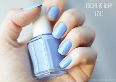Wielki błękit, czyli Bikini So Teeny, Essie ~ Idalia