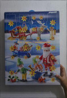 Calendario de Adviento Playmobil. La cuenta atrás para Navidad
