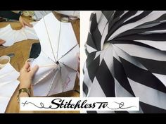 TR Cutting School-Origami Workshop by Shingo Sato-Origami Sleeves - YouTube