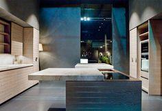 Armani Dada Kitchen #IntegratedSink #NinaMayaInteriors #Kitchen ...