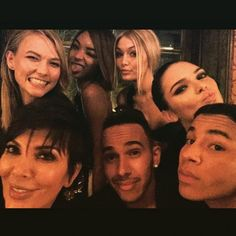 Pin for Later: 15 Good Reasons to Be as Obsessed With Lewis Hamilton as Kendall and Gigi Are And So Will Your Friends