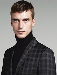 Clement Chabernaud for GUCCI Men's Tailoring Lookbook