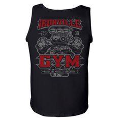 010b4965f 20 Best Sleeveless Powerlifting Shirts images | Powerlifting shirts ...