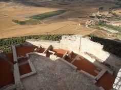 Desde el Castillo de Castrojeriz - Burgos por A. Rodríguez S.