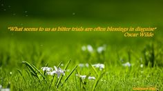 quotes of blessings - Google Search