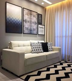 Do You Need Inspiring To Make A Best Inspiring Living Room Design Ideas In Your Home? Maybe some recommendations from our team can be inspire. Apartment Interior, Apartment Design, Interior Design Living Room, Living Room Designs, Living Room Decor, Interior Modern, Studio Apartment, Apartment Living, Wc Decoration