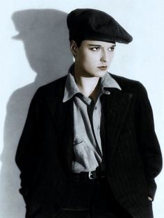 Louise Brooks 1928 from Beggars of Life