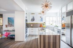 Tanglewood home is a colorful splash