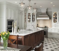 Wood-Mode & Brookhaven Cabinetry: Embassy Row