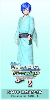 Module | Hatsune Miku Project DIVA Arcade Future Tone Official Website