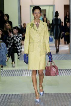Prada FW 2015 Womenswear